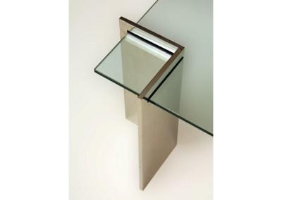 Angle Leg Coffee Table Detail