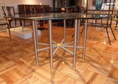 Stainless Jansen Dining Table